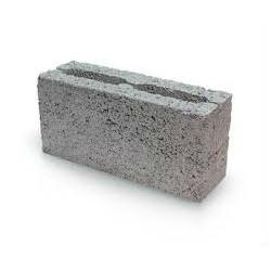 Полублок керамзит+песок+цемент 120х190х390