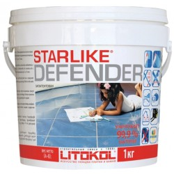 Эпоксидная затирочная смесь Starlike Defender