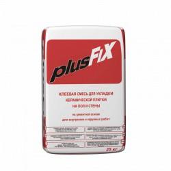 Клеевая смесь LITOKOL PLUSFIX мешок 25кг