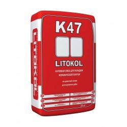 Клеевая смесь LITOKOL К47 мешок 25кг