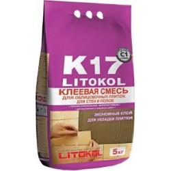 Профессиональная клеевая смесь LITOKOL К17 мешок 5кг