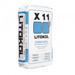 Усиленная клеевая смесь LITOKOL X11 мешок 25кг