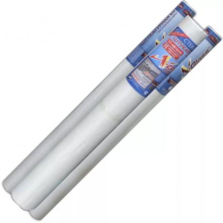 Сетка стеклотканевая для штукатурных работ X-Glass 5ммх5мм 60 г/кв.м 20 м